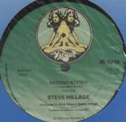 Steve Hillage - Getting Better / Palm Trees (Love Guitar)
