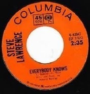 Steve Lawrence - Everybody Knows