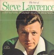 Steve Lawrence - The Best Of Steve Lawrence