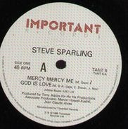 Steve Sparling - Medley (Mercy Mercy Me/God Is Love)
