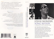 Stevie Wonder - Song Review / A Greatest Hits Collection