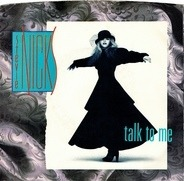 Stevie Nicks - Talk To Me / One More Big Time Rock And Roll Star