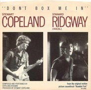 Stewart Copeland And Stan Ridgway - Don't Box Me In