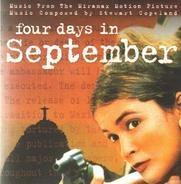 Stewart Copeland - Four Days In September (Music From The Miramax Motion Picture)