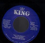 Stick McGhee - Jungle Juice / Six To Eight