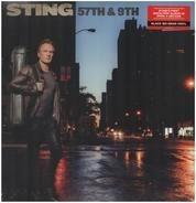 Sting - 57th & 9th (black Vinyl)