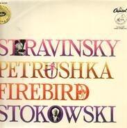 Stravinsky / Stokowski - Petrushka, Firebird