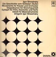 Stravinsky - Igor Stravinsky conducts