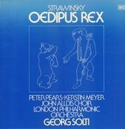 Strawinsky / Georg Solti, London Philh. Orch. - Oedipus Rex
