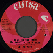 Stu Gardner - Home On The Range (Everybody Needs A Home) / Mend This Generation