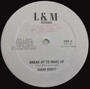 Sugar Minott - Break Up To Make Up