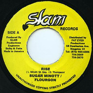 Sugar Minott / Flourgon - Rise