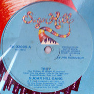 Sugarhill Gang - Troy / Girls
