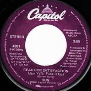 Sun - Reaction Satisfaction (Jam Ya'll: Funk It Up)