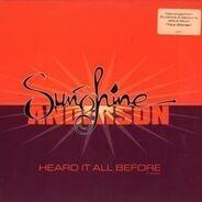 Sunshine Anderson - Heard It All Before