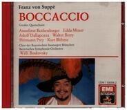 Suppé - Boccaccio - Großer Querschnitt