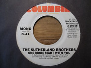 Sutherland Brothers - One More Night With You
