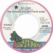 Sutherland Brothers - Sailing