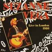 Suzanne Vega - Live In London 1986
