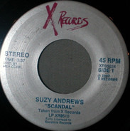 Suzy Andrews - Scandal
