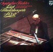 Sviatoslav Richter - Franz Liszt - Klavierkonzerte Nr. 1+2