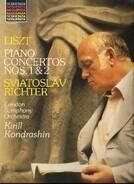 Sviatoslav Richter , Franz Liszt - Piano Concertos Nos.1&2