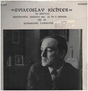 Sviatoslav Richter - in recital - Beethoven, Schumann