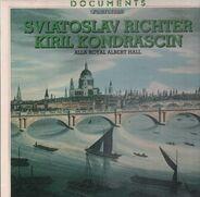 Sviatoslav Richter, Kiril Kondrascin - Documents: Alla Royal Albert Hall