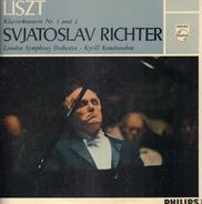 Svjatoslav Richter, LSO, Kondrashin - Franz Liszt-Klavierkonzerte 1 Es-dur & 2 A-dur