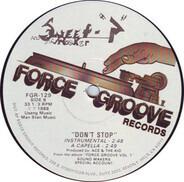 Sweet P & The Rocker (DJ Devastator) - Don't Stop