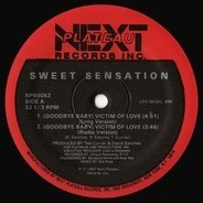 Sweet Sensation - (Goodbye Baby) Victim Of Love