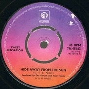 Sweet Sensation - Hide Away From The Sun / Boom Boom Boom