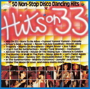 Sweet Power - Hits On 33 - 50 Non-Stop Disco Dancing Hits