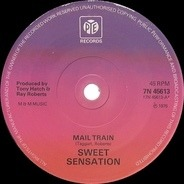 Sweet Sensation - Mail Train