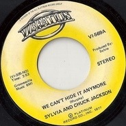 Sylvia Robinson And Chuck Jackson - We Can't Hide It Anymore