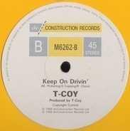 T-Coy - Night Train / Keep On Drivin'