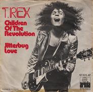 T. Rex - Children Of The Revolution / Jitterbug Love
