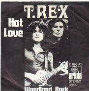 T. Rex - Hot Love / Woodland Rock