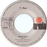 T. Rex - Metal Guru / Lady
