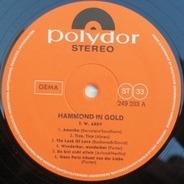 T.W. Ardy - Hammond In Gold