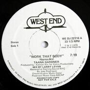 Taana Gardner - Work That Body