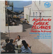 Tacticos And His Bouzoukis - Music From The Greek Islands (Musique Des Îles Grecques)