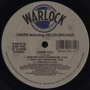 Taken Featuring Helen Bruner - Over You