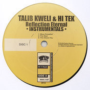 Talib Kweli & Hi-Tek - Reflection Eternal (Instrumentals)