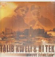 Talib Kweli & Hi Tek - Move Somethin'