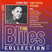 Tampa Red - The Guitar Wizard