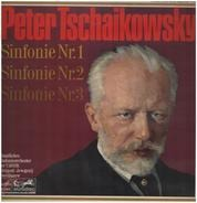 Tchaikovsky / Russian State Symphony Orchestra, Svetlanov - Sinfonie Nr. 1/ Sinfonie Nr. 2/ Sinfonie Nr. 3