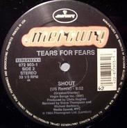 Tears For Fears - Everybody Wants To Rule The World / Shout
