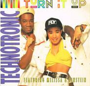 Technotronic Featuring Melissa & Einstein - Turn It Up