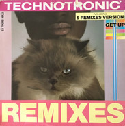 Technotronic - Get Up (Before The Night Is Over) (Remixes)